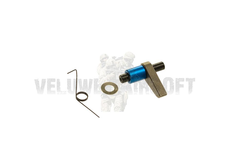 Hard Reversal Stop Latch for V6-0