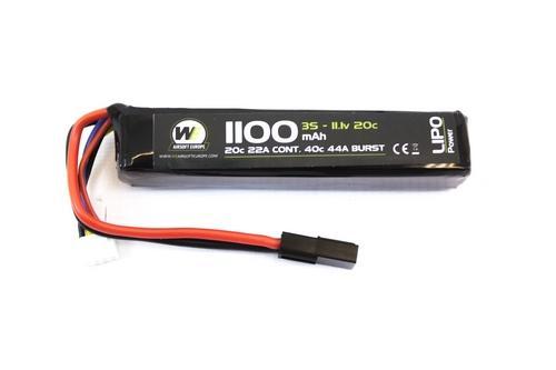Nuprol Battery - Tamiya 11.1 - 1100Mah Stick-0