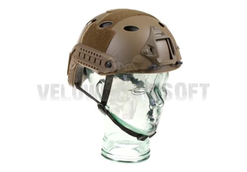 Fast helmet PJ ECO - Coyote-0