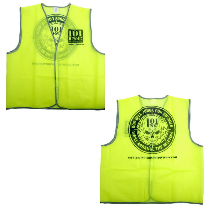 SAFETY VEST - HESJE REFLECTEREND 101 INC-0