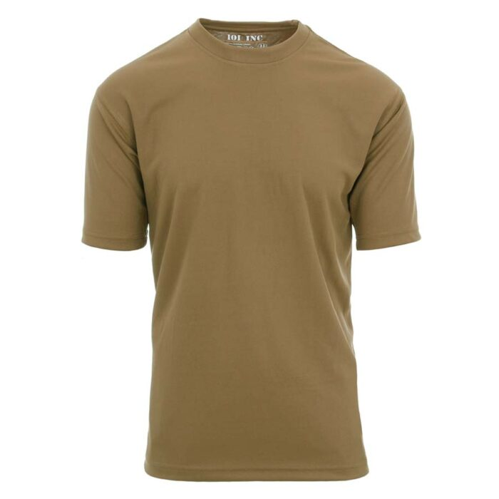 Tactical t-shirt Quick Dry - Coyote-0