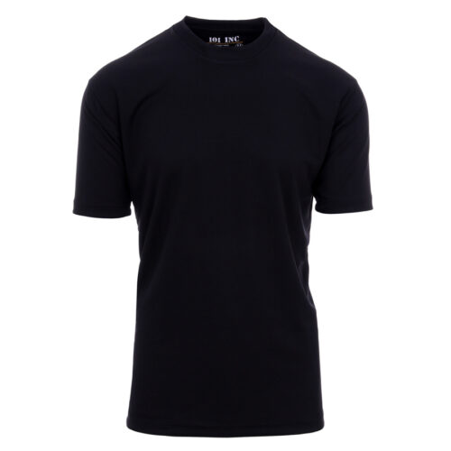 Tactical t-shirt Quick Dry - Black-0