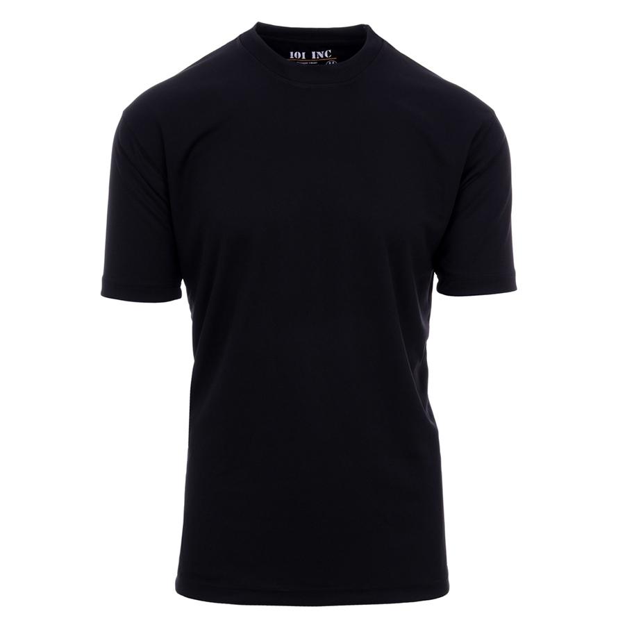 Tactical t-shirt Quick Dry - Black-0