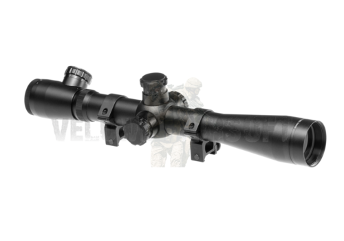 3.5-10x40E-SF Sniper Rifle Scope-0