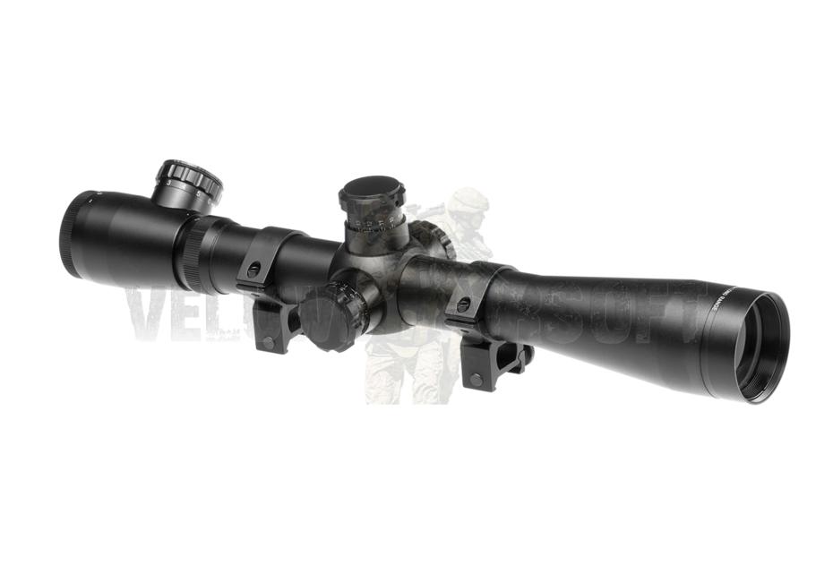 3.5-10x40E-SF Sniper Rifle Scope-0