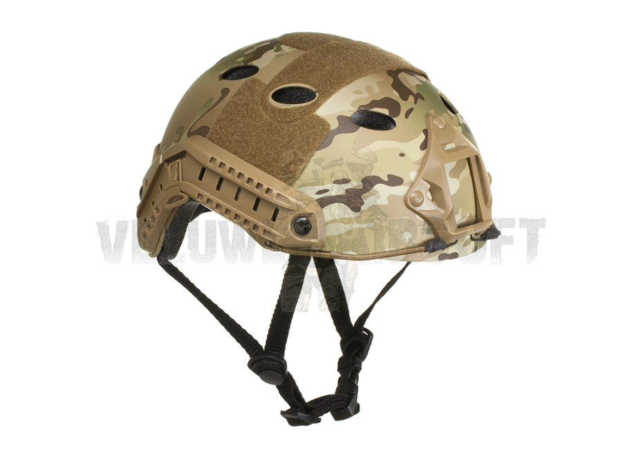 Fast helmet PJ ECO - Multicam-0
