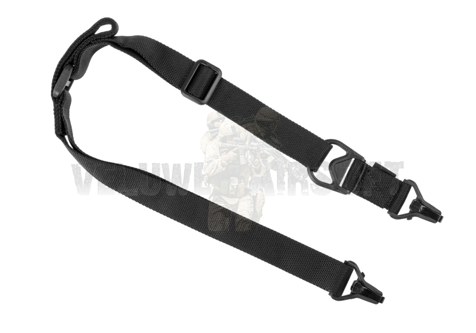 Two Point - Sling Black-0