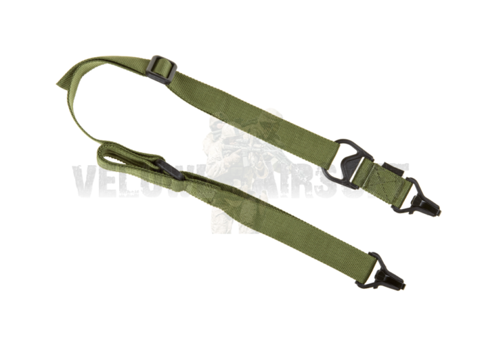 Two Point - Sling Olive-0