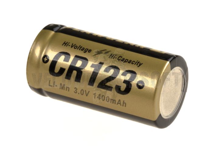 CLAWGEAR -BATTERIJ CR123A-1584