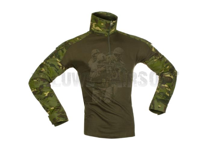 Combat Shirt - Tropic-0