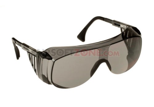 OTG glass black - Overzetbril -0