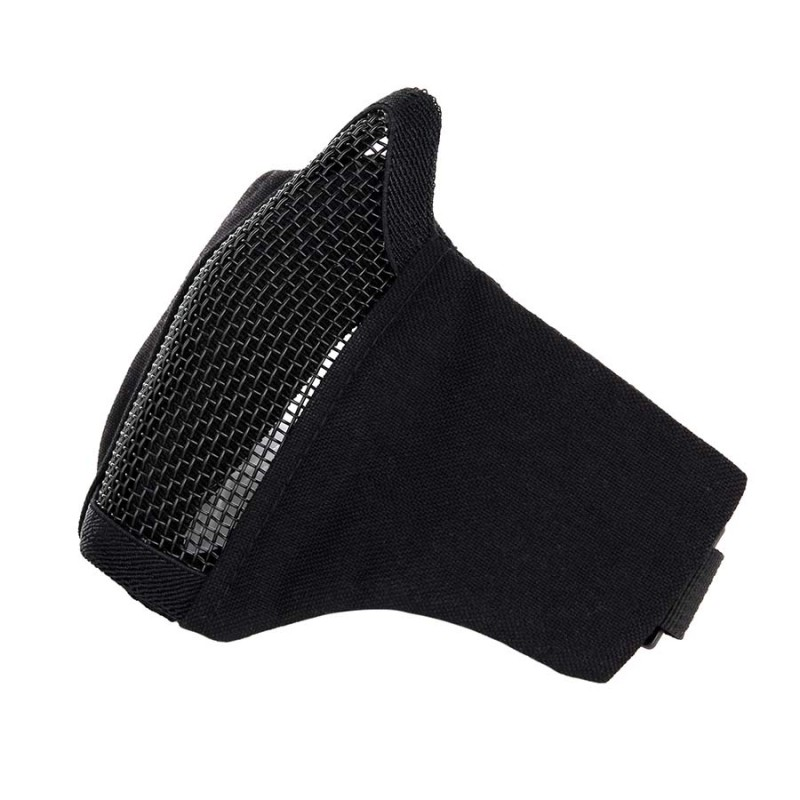 Airsoft face-/ meshmasker - Stof-1165