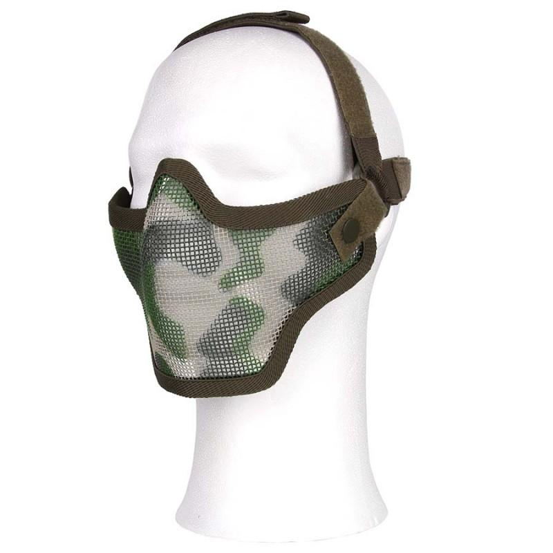 Airsoft beschermings/ mesh masker-0