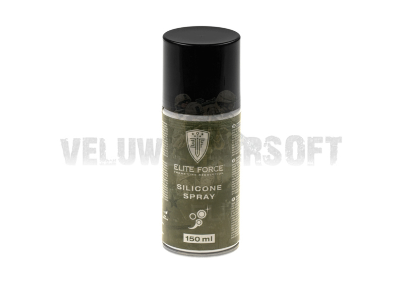 Siliconen Spray 150ml - Elite Force-0