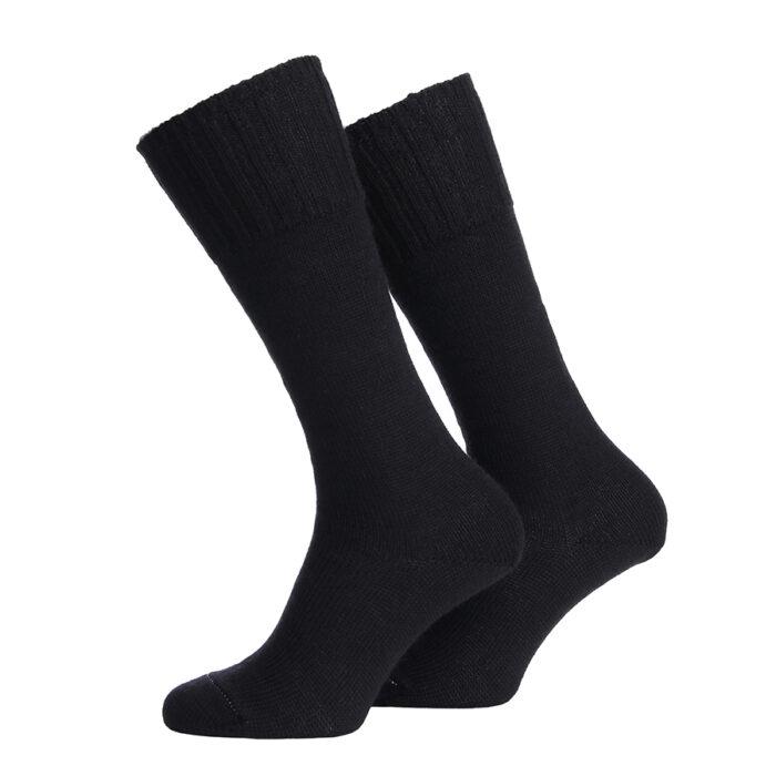 Pr. leger sokken 70% wol-0