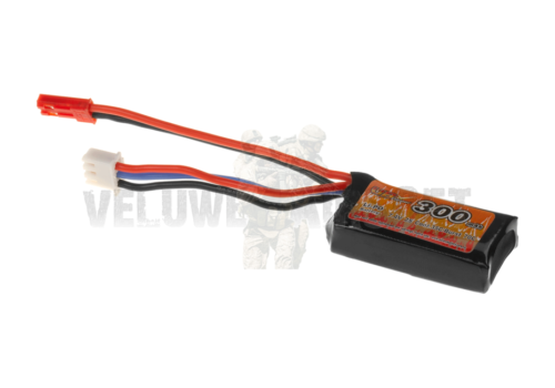 Lipo 7.4V 300mAh 35C/70C for Polarstar FCU (VB Power) -0