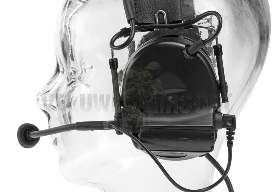 Comtac II Headset Military Standard Plug-1504