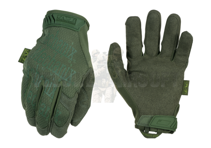 The Original - Mechanix Wear Olive-0