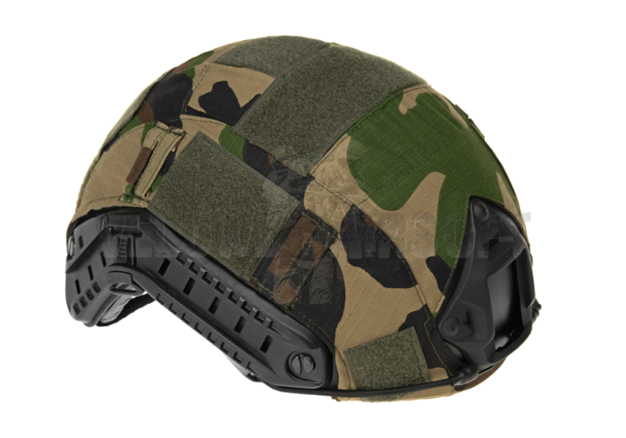 Fast Helmet Cover - Woodland-0