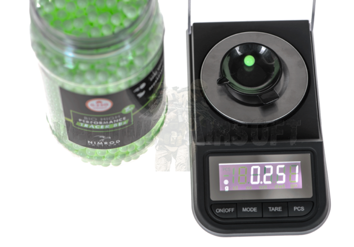 0.25 BIO Tracer - Nimrod - 2000pcs-1301