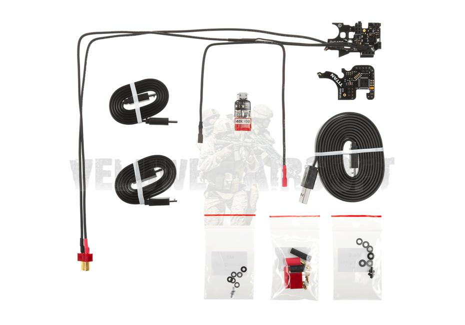Titan V2 Advanced Set Rear Wired Semi/ Full auto (Gate) -0
