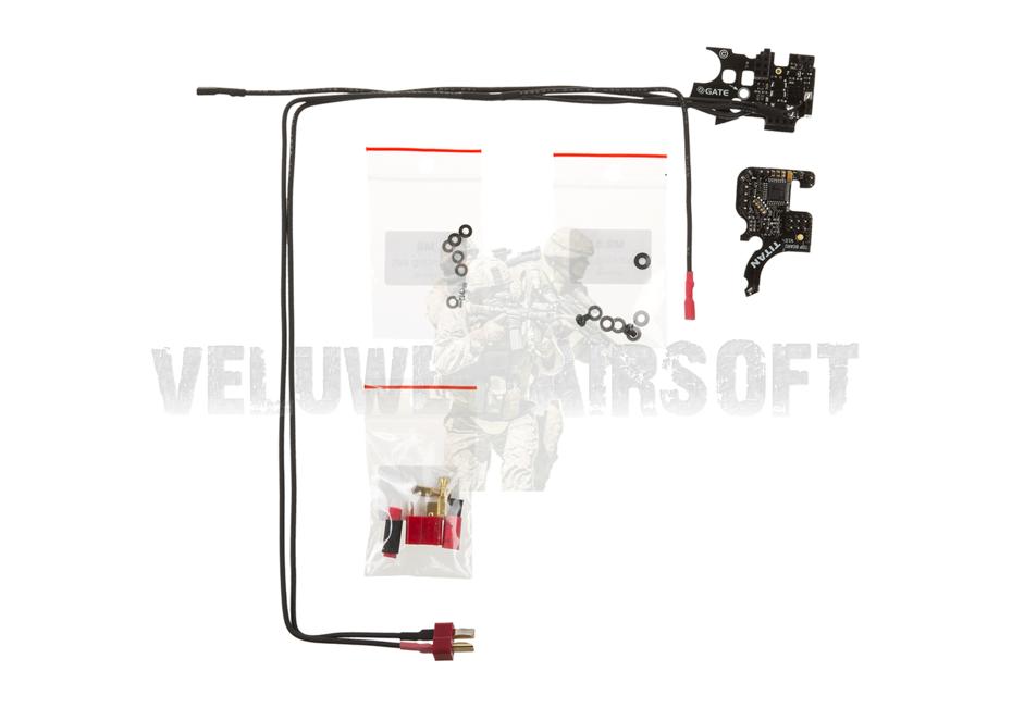 Titan V2 Basic Module Rear Wired Semi/ Full auto-0
