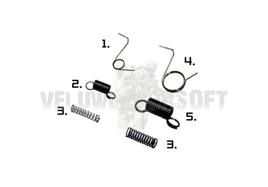 Gearbox Spring Set Element-0