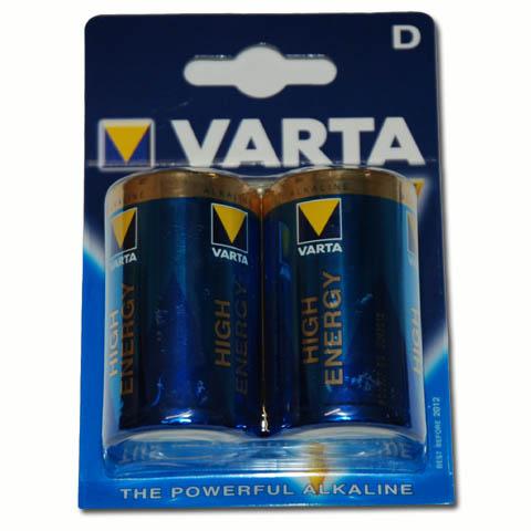 VARTA BATTERIJ D-CELL-0