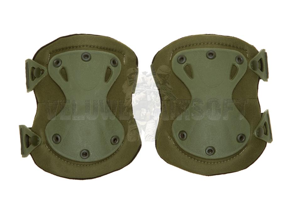 Knee pads - Olive-0