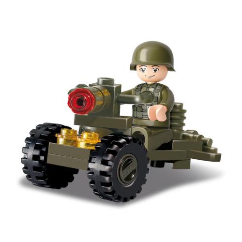 SLUBAN SOLDIER M38-B0118-0