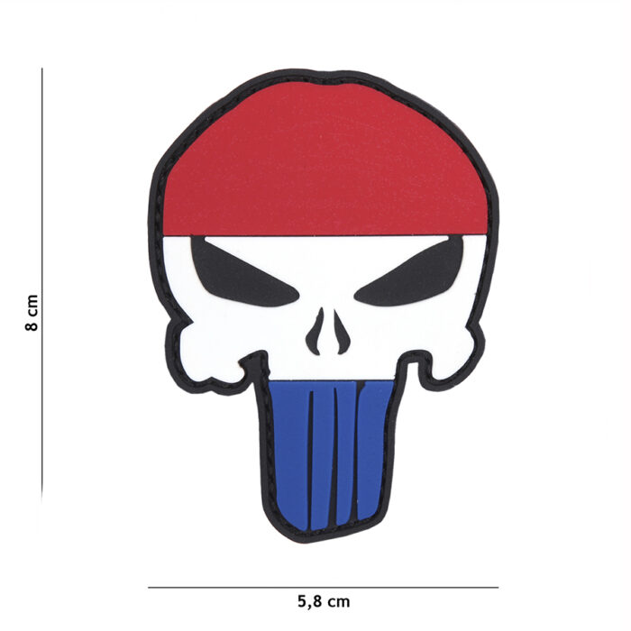 Patch - NLD Punisher-0