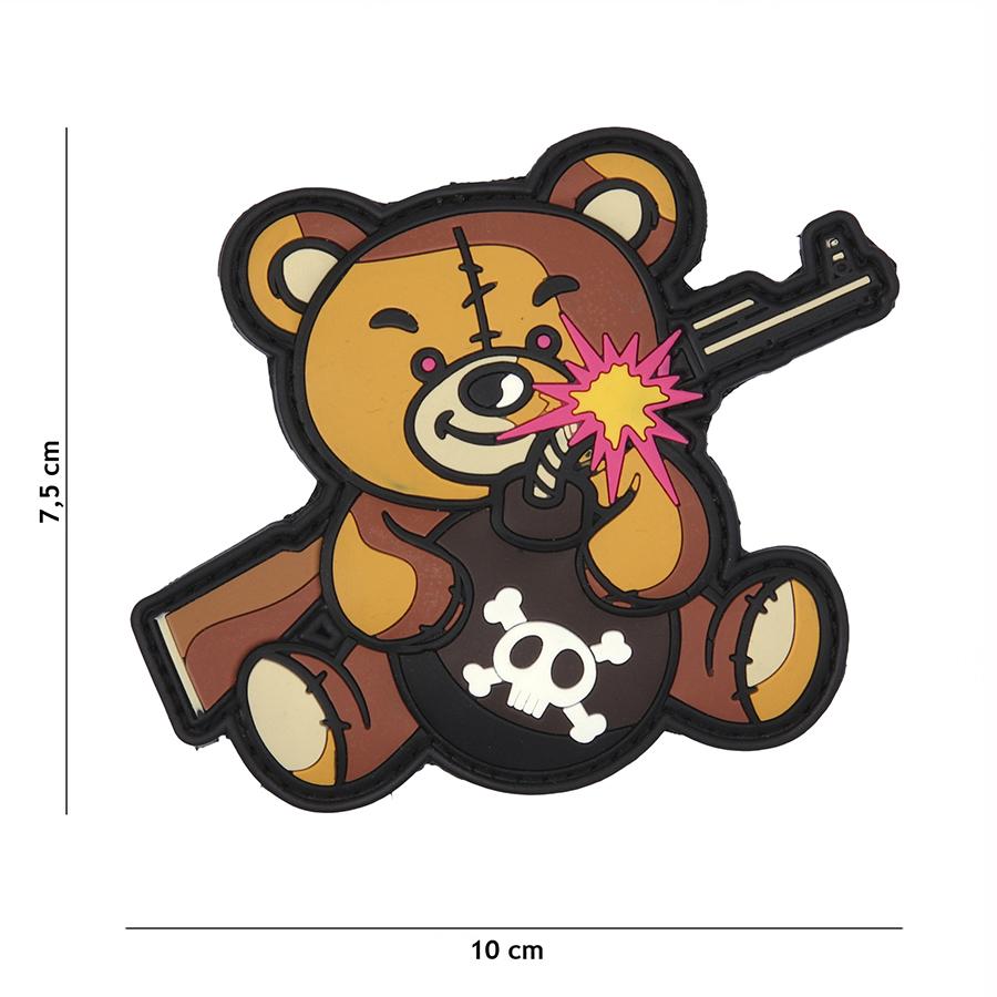 Patch - Terror Teddy Bear-0