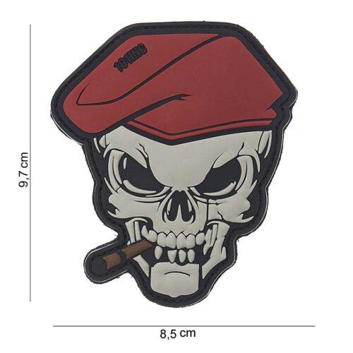Patch - Skull Commander-0