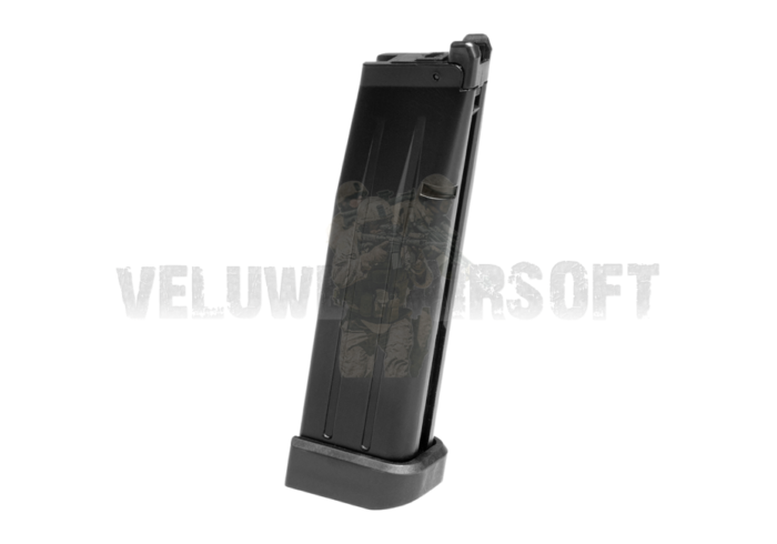 Magazine Hi-Capa 5.1 31rds Co2 Black (WE)-0