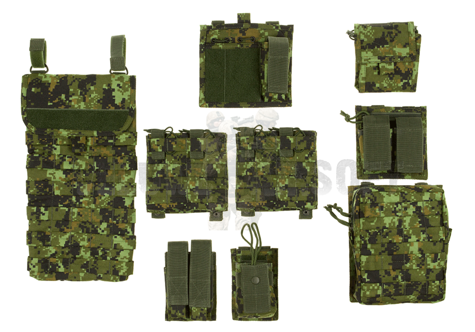 Plate Carrier Combo - CAD-291
