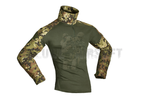 Combat Shirt - Vegetato-0