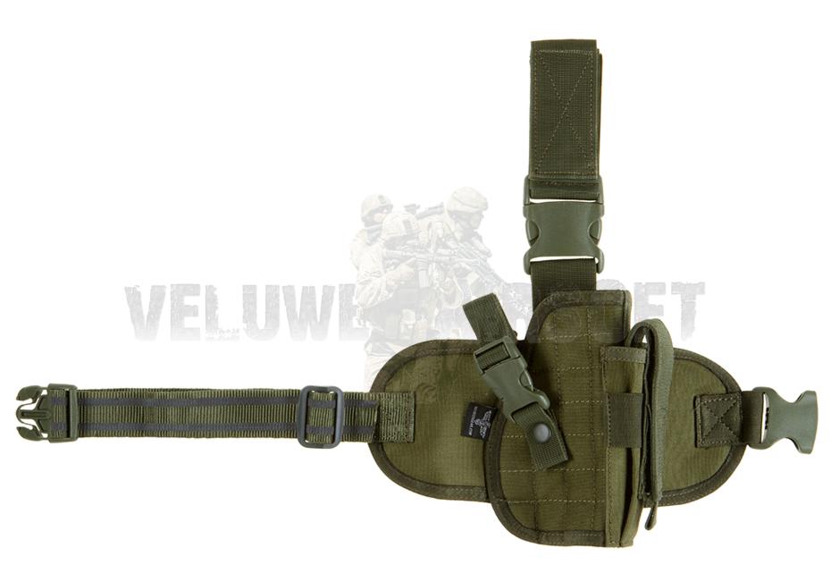 Wapenholster - Olive-0