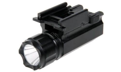 DELTA TACTICS PICATINNY RAIL FLASHLIGHT-0