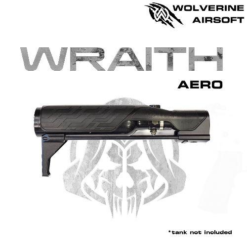 WOLVERINE MTW WRAITH AERO STOCK FOR MTW, INCLUDES STORM INBUFFER REGULATOR-0