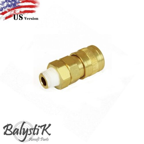 Balystik - coupler 1/8 Male - US-0