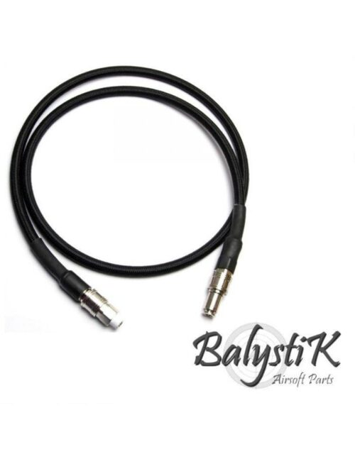 Balystik Deluxe Remote Line - HPA regulator Black - EU-0