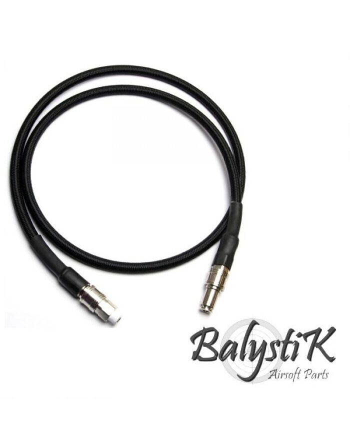 Balystik Deluxe Remote Line - HPA regulator Black - EU-0