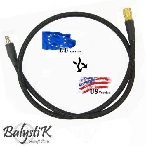 Balystik Deluxe Line Adapter EU-US-BK-0