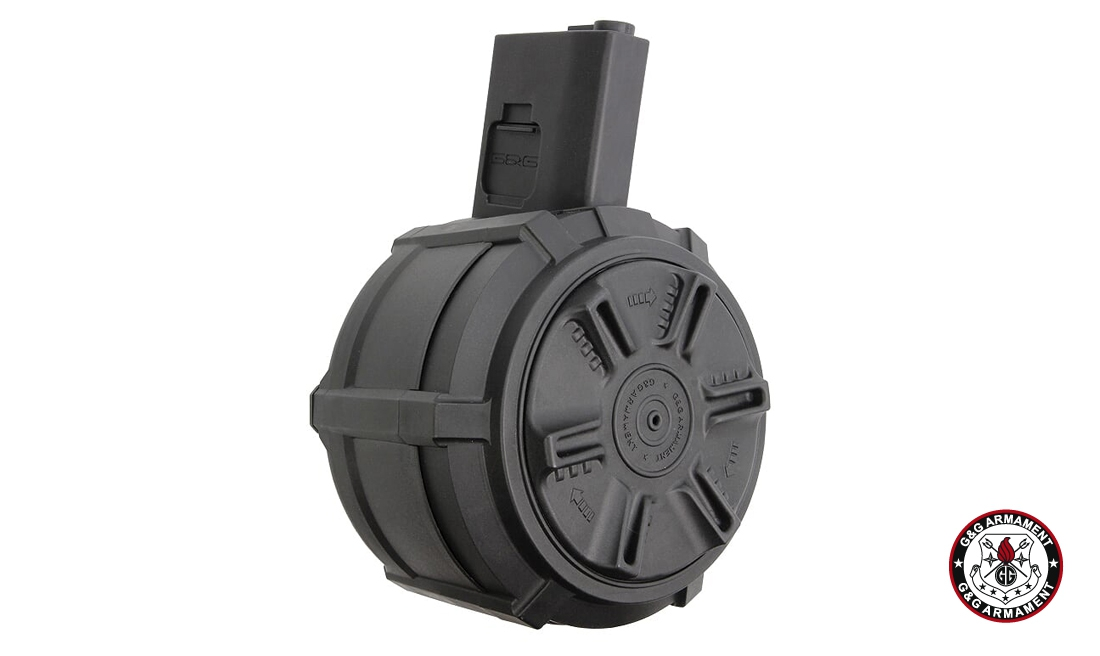 G&G 2300R CARGADOR DRUM M4/M16-0
