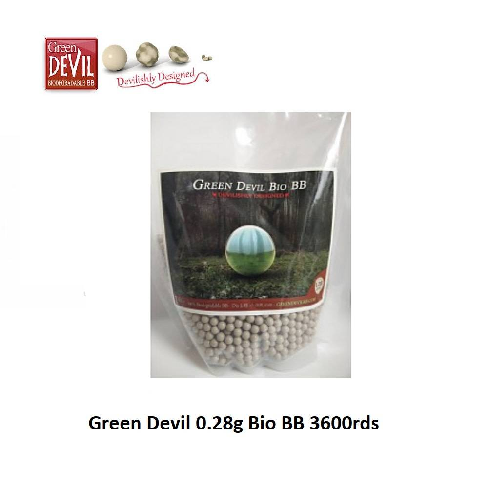 Green Devil 0.28 (3600pcs)-0