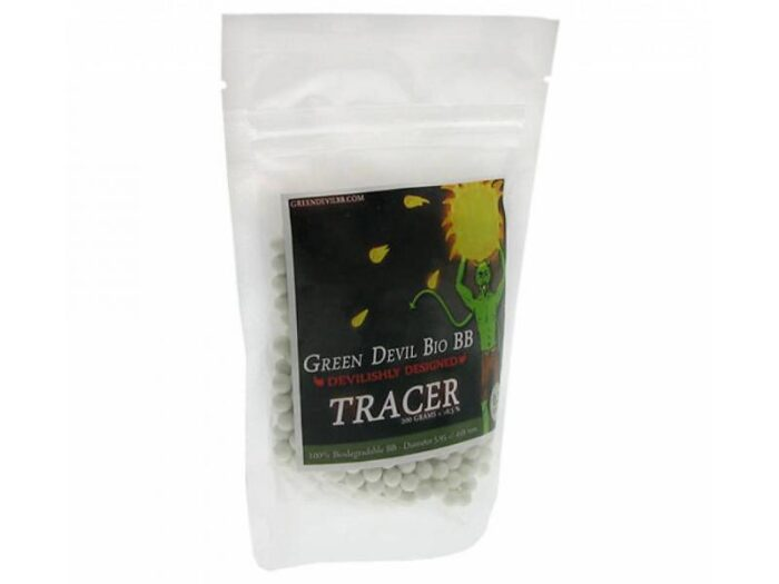 Green Devil tracer BB's 0.20 (1000pcs)-0