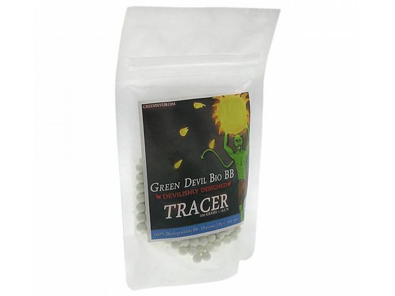 Green Devil tracer BB's 0.25 (800pcs)-0