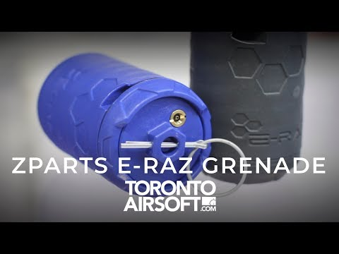 Airsoft BB Grenade - E-RAZ-1348