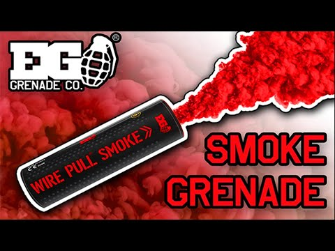 WP40/BURST SMOKE RED - VERKOOP ALLEEN OP LOCATIE (18+)-1356