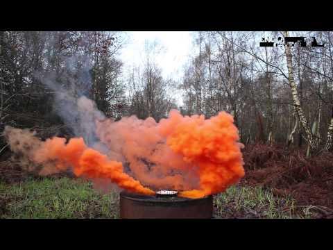 BURST SMOKE ORANGE - VERKOOP ALLEEN OP LOCATIE (18+)-1360
